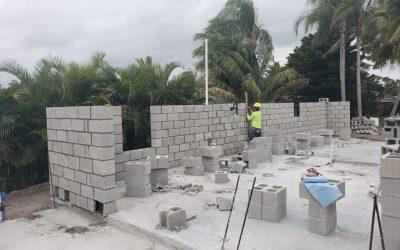 904 SW 28th Avenue Boynton Beach Florida 1st Floor Walls