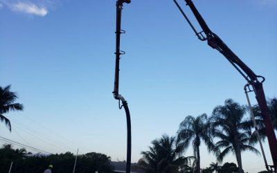 904 SW 28th Avenue Boynton Beach Florida Foundation Pour